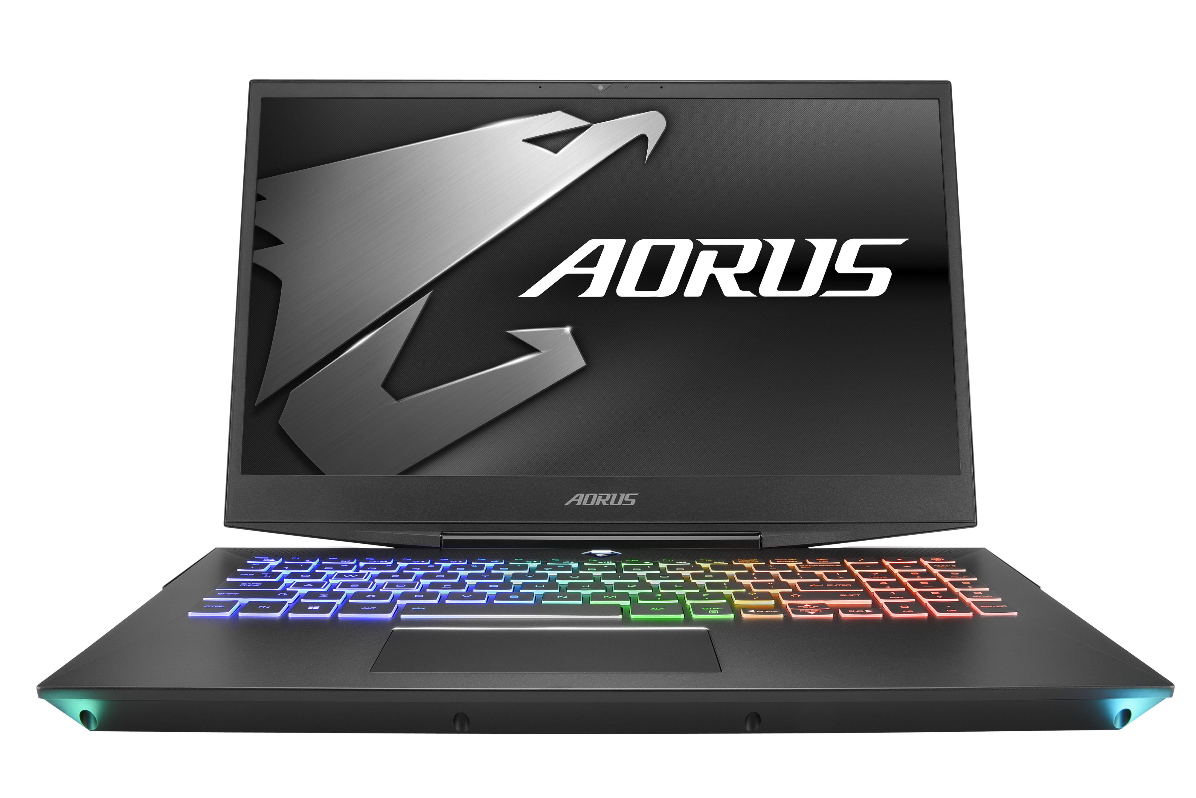 "Лаптоп GIGABYTE AORUS WA 15.6"", Intel® Core™ i7-9750H, 16GB, FHD 144Hz IPS, 512GB+2TB, RTX2060, Windows 10 Home"