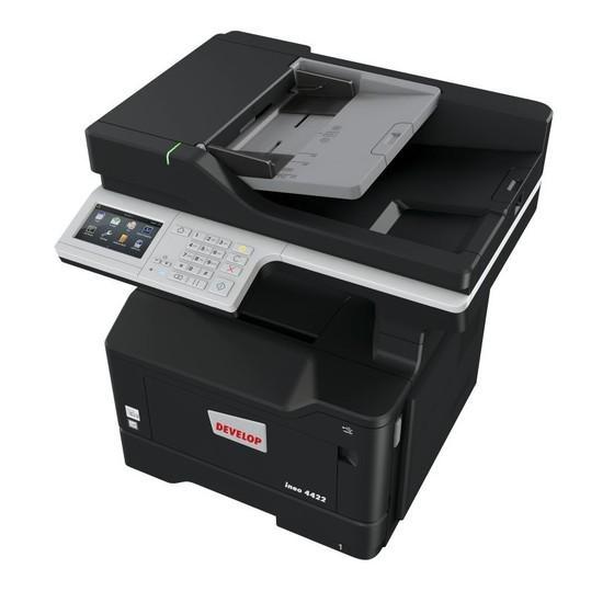Мултифункционално монохромно лазерно устройство DEVELOP ineo 4422, 4 в 1, A4,RADF, 44 ppm