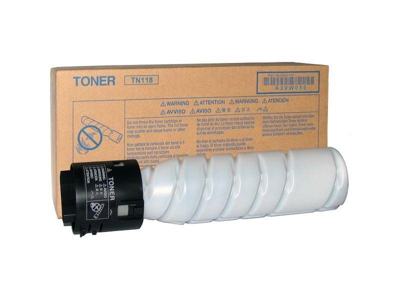 Тонер касета DEVELOP TN118- ineo 215, ineo 226, 2 x 12хил.копия, Черен