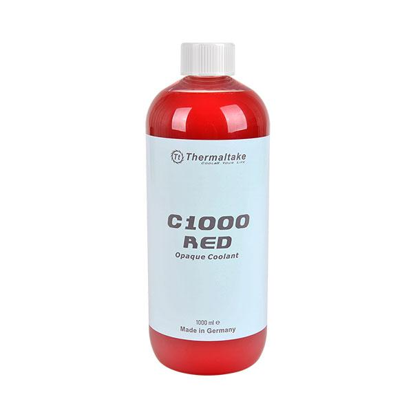 Течност за водно охлаждане Thermaltake, C1000 , 1л., Червена