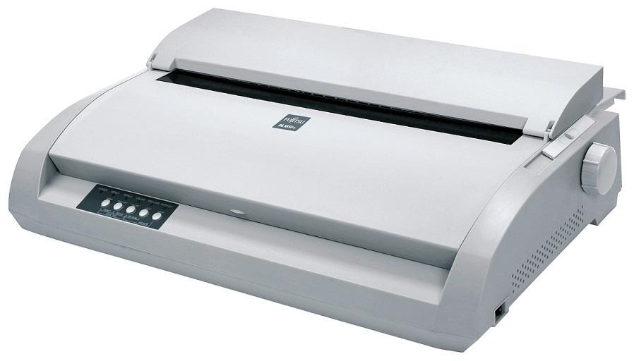 Матричен принтер Fujitsu DL 3850+, Paralel+USB, 136 кол