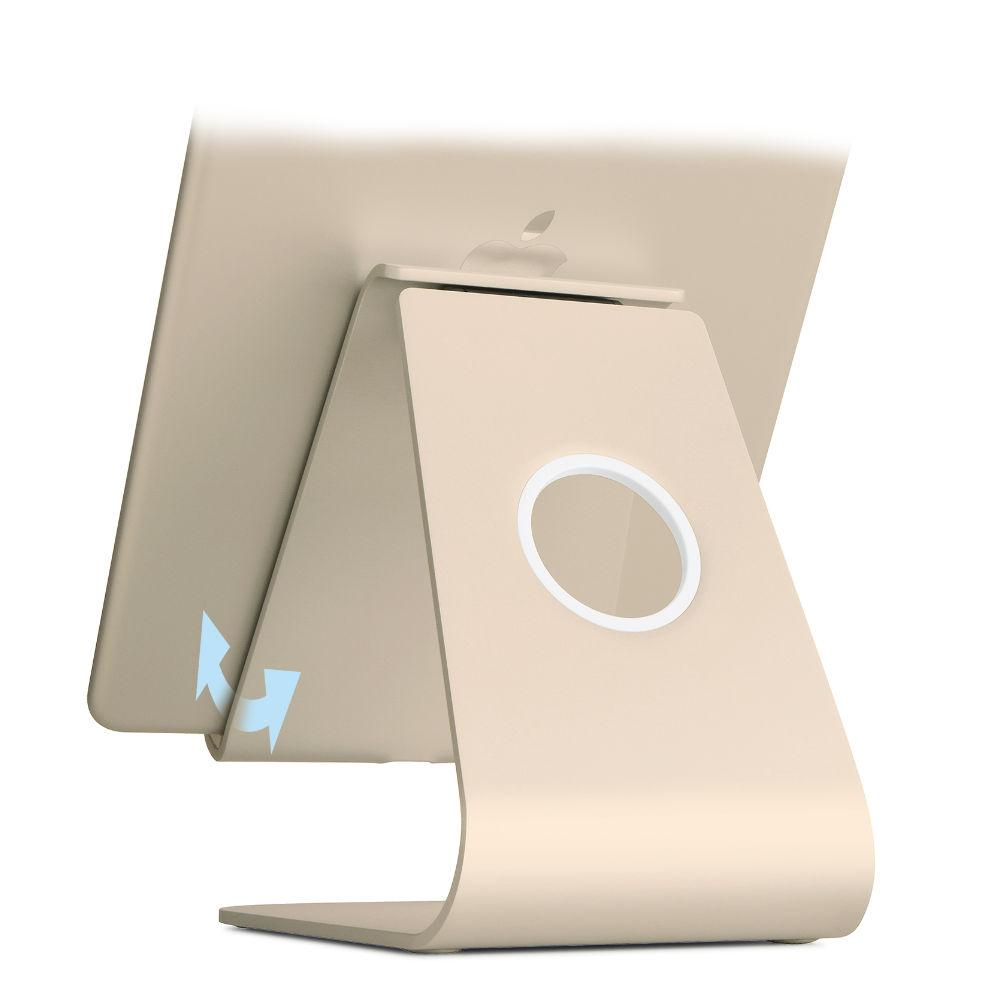 Поставка за таблет Rain Design mStand tablet plus, Златист