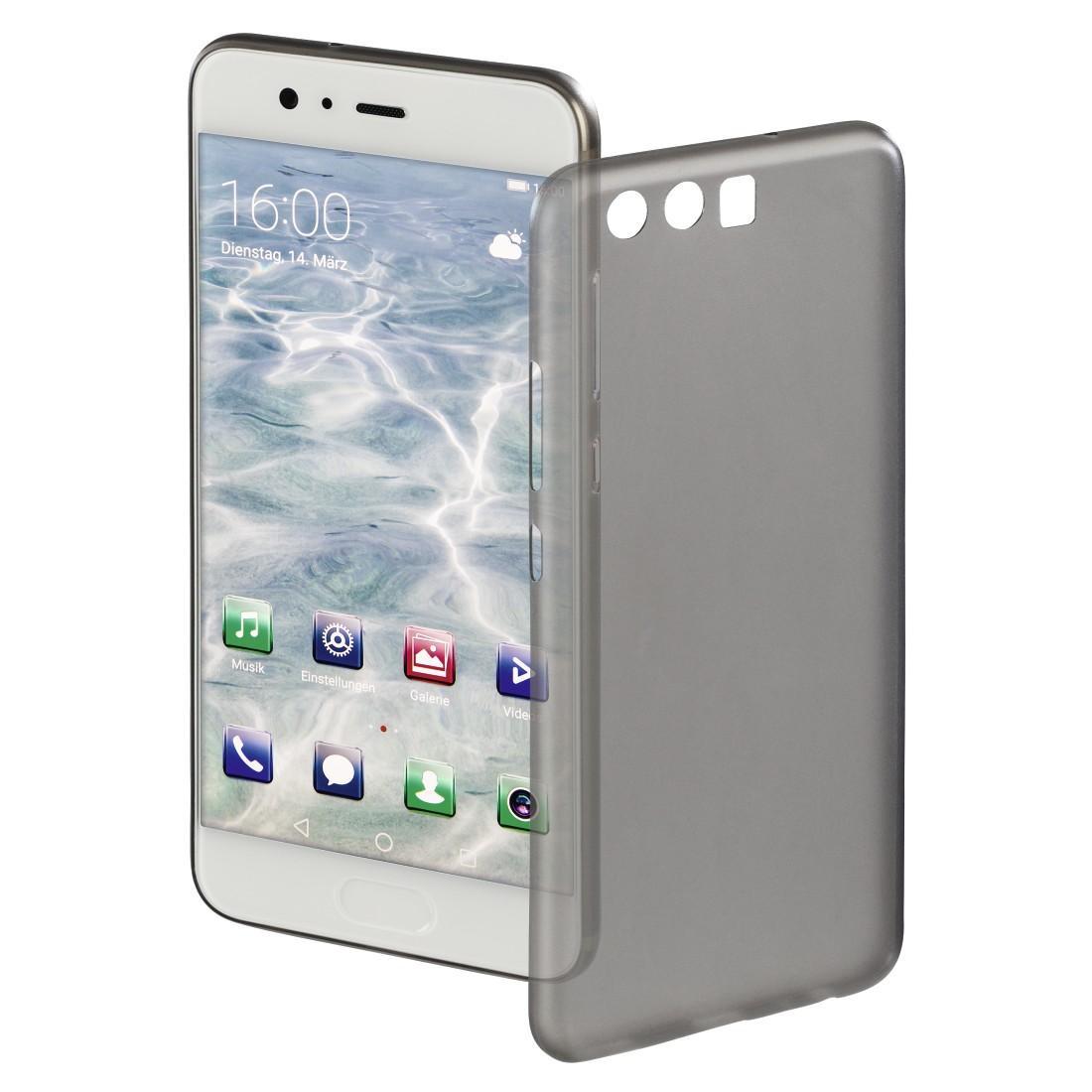 "Гръб HAMA ""Ultra Slim"" за Huawei P10 , Черен"