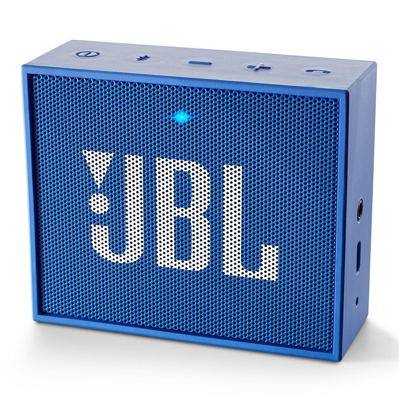 Блутут колонка JBL GO, Син