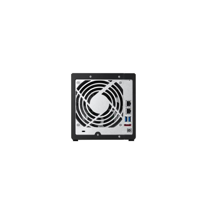Мрежов Сторидж Fujitsu CELVIN NAS Server QE805, 4x2TB, 1.99 GHz, 2 GB DDR3L