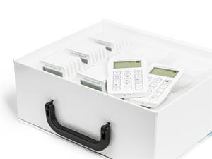 TRIUMPH BOARD Система за провеждане на тестове и гласуване RF550