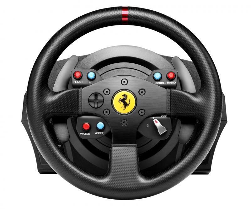 Волан THRUSTMASTER, Ferrari GTE T300GTE Force Feedback, за PC / PS3 / PS4