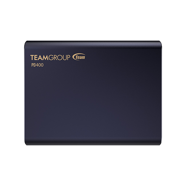 Външен Solid State Drive (SSD) Team Group PD400 960GB, USB 3.1 Type-C