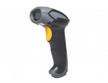 Баркод скенер BIRCH BS-115BU, Лазерен, USB, Черен