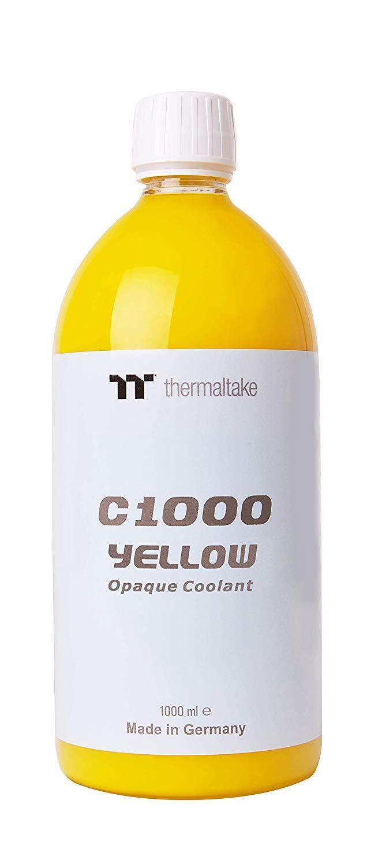Течност за водно охлаждане Thermaltake, C1000 , 1л., Жълта