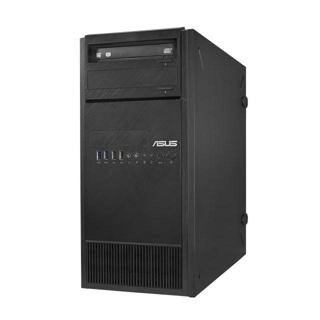 Сървър ASUS TS100-E9-PI4 Xeon E3-1220v6/ 8GB DDR4 ECC RAM / 2x1TB / DVD-RW SATA