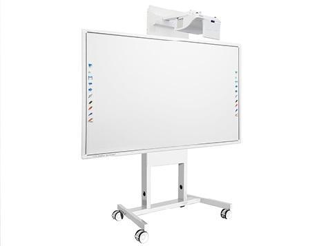 Мобилна стойка TRIUMPH BOARD за интерактивни дъски и LED монитори с LiftBox механизъм