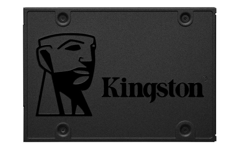 "Solid State Drive (SSD) KINGSTON A400, 2.5"", 240GB, SATA3"