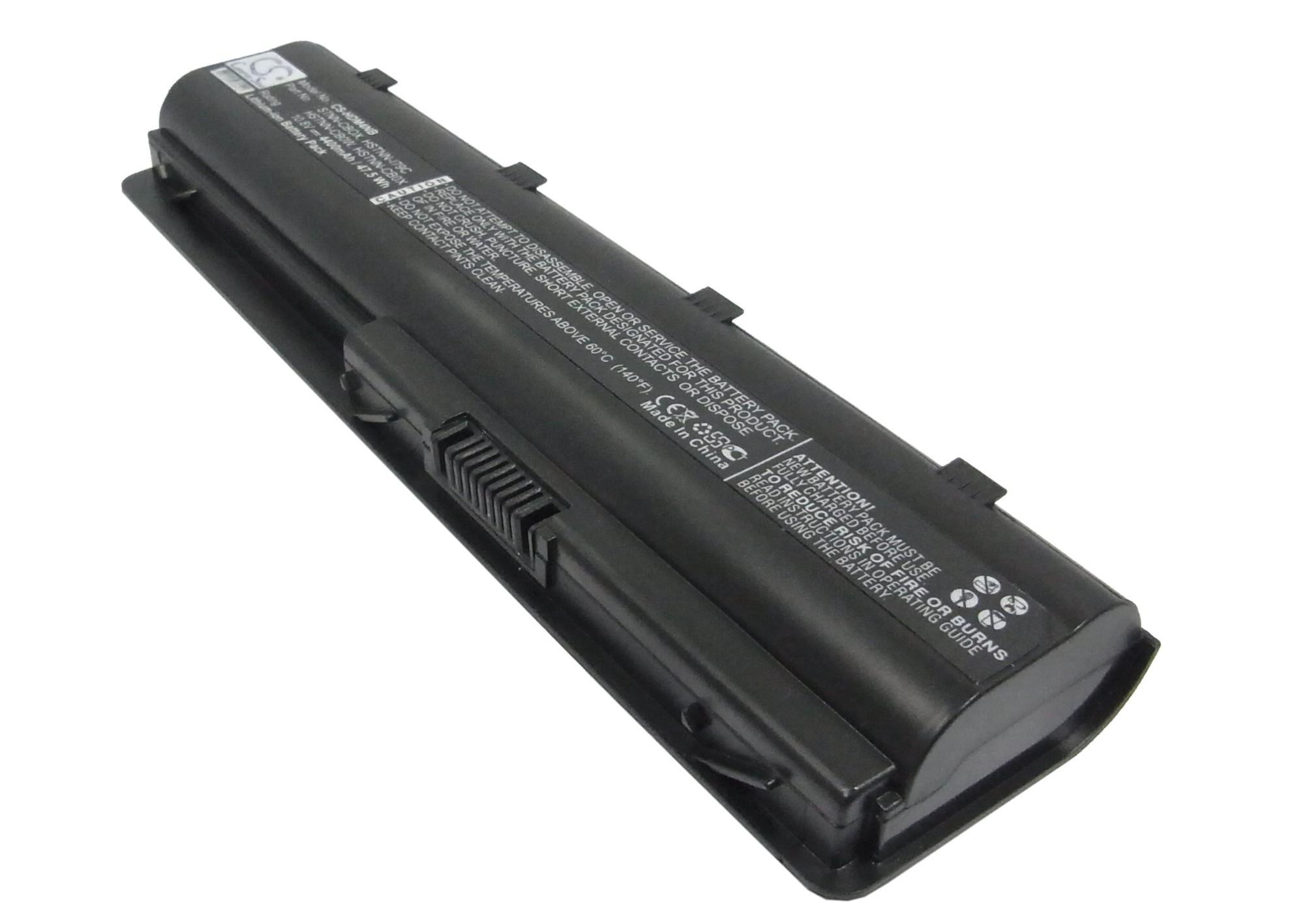 Батерия  за лаптоп HP G32/G42/G62/G72 Presario CQ31/CQ42 10.8V, 5200mAh, Черен, Cameron sino