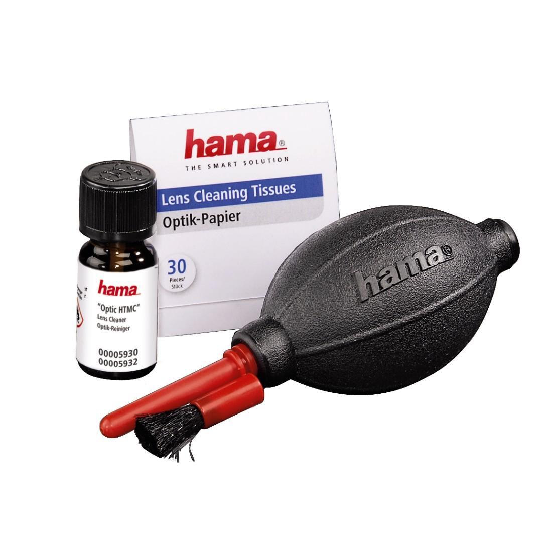 Комплект за почистване на обективи HAMA Optic HTMC Dust Ex 05930