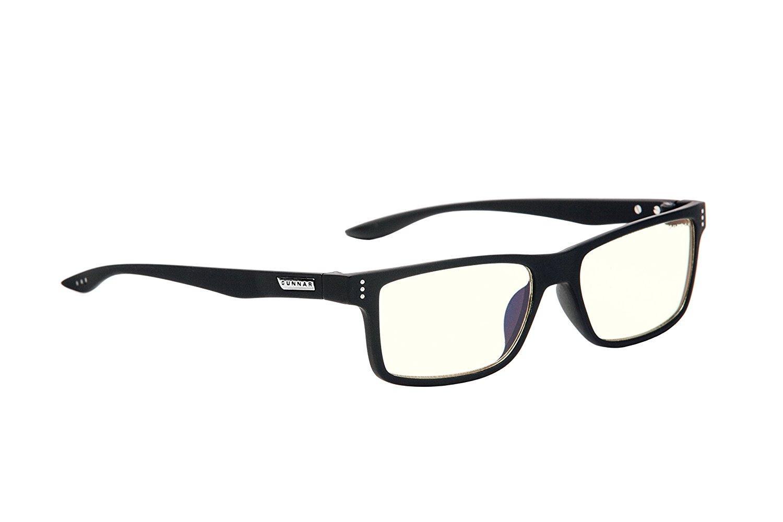 Геймърски очила GUNNAR Vertex Onyx Liquet, Черен