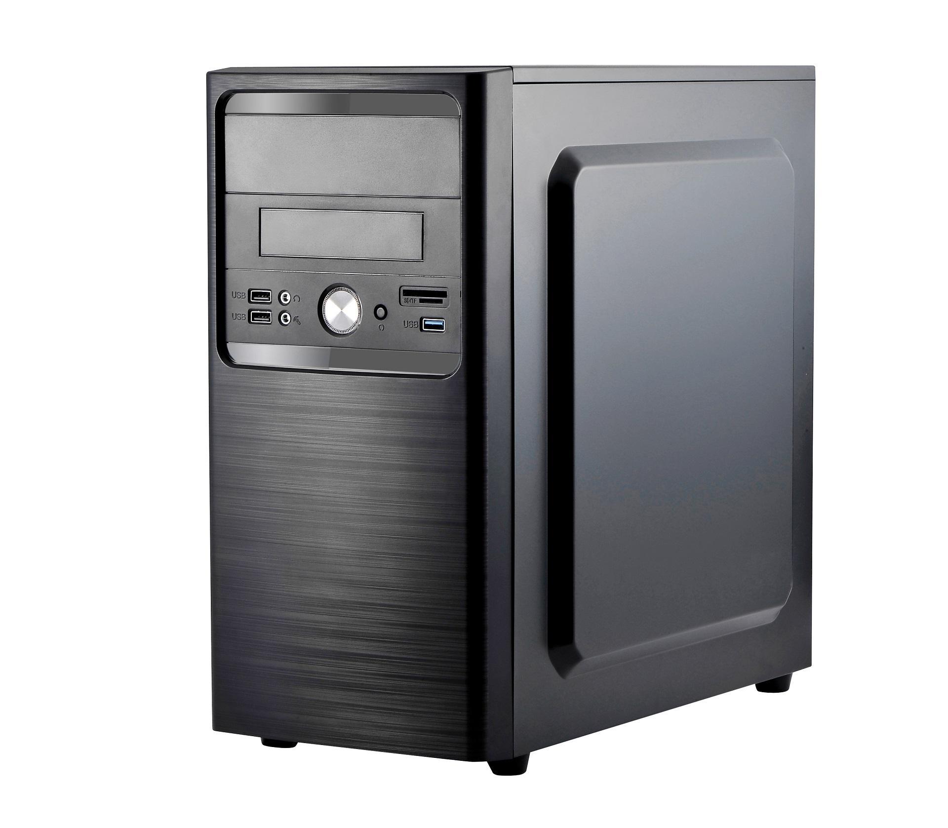Кутия Spire Tricer с 420W захранване, UBS 3.0, mATX