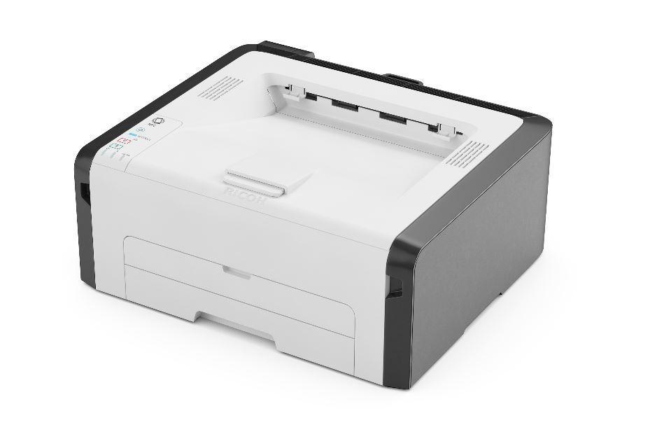 Монохромен лазерен принтер RICOH SP220NW  USB, LAN, WiFi, A4, 1200х600dpi, 23 стр/мин