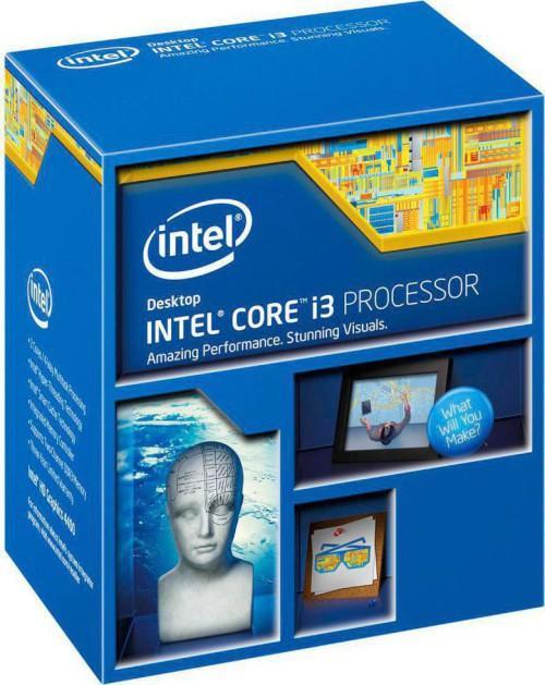Процесор Intel Core i3-4170, 3.7GHz, 3MB, 54W, LGA1150, Intel HD Graphics 4400, BOX