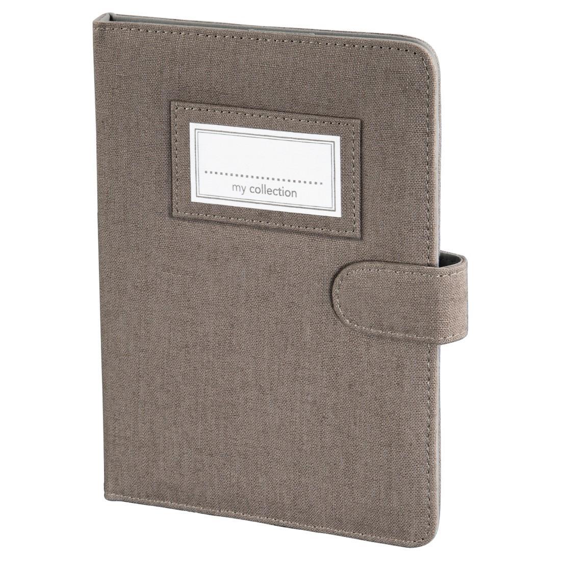 Калъф HAMA Linen за eBook четец, 6 inch, Kафяв