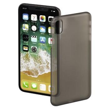 Гръб HAMA Ultra Slim за Apple iPhone X, черен