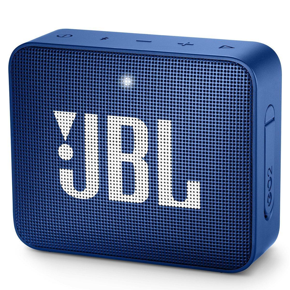 Блутут колонка JBL GO 2 Син