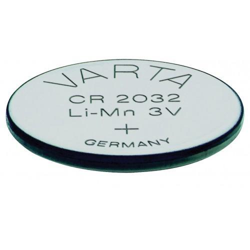 Бутонна батерия литиева CR 2032 1pc  bulk 3V  VARTA
