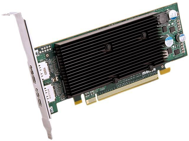 Видео карта Matrox M9128-E1024LAF PCIe x16 1GB Low Profile, Workstation