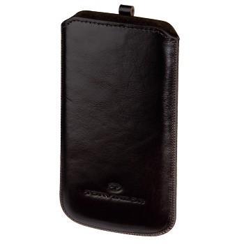 """Калъф за мобилен телефон HAMA """"Tom Tailor Classic Beauty"""" 115839, Кафяв"""