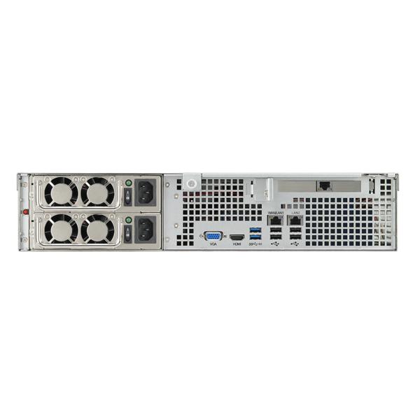 Мрежов сторидж Thecus 2U rack mount NAS N8810U-G 8 диска до 64TB, Intel G850 2.9Ghz, 4GB DDR3 ECC, USB2.0, USB 3.0, HDMI, VGA,10GB NIC built in