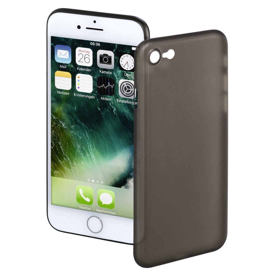"""Ултра тънък гръб HAMA """"Ultra Slim"""" за Apple iPhone 7, Черен"""