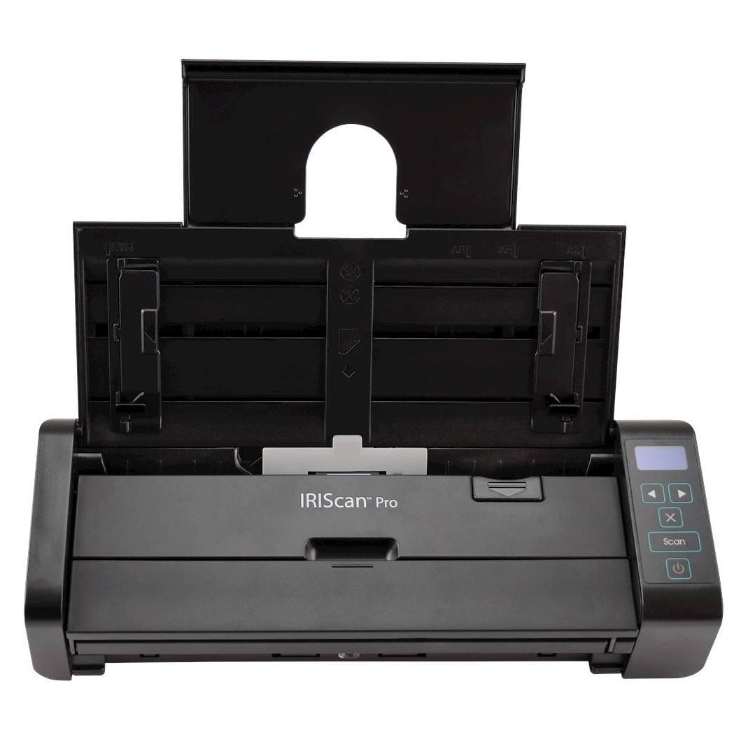 Скенер iris IRIScan Pro 5 Invoice, A4, USB 3.0, IRISmart 500 Invoice, 23 стр/мин, ADF 20 стр