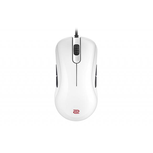 Геймърска мишка ZOWIE, ZA11, Оптична, Кабел, USB, Бял