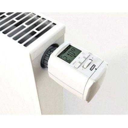 Безжично управляема термоглава за радиатор по блутут XAVAX 111971