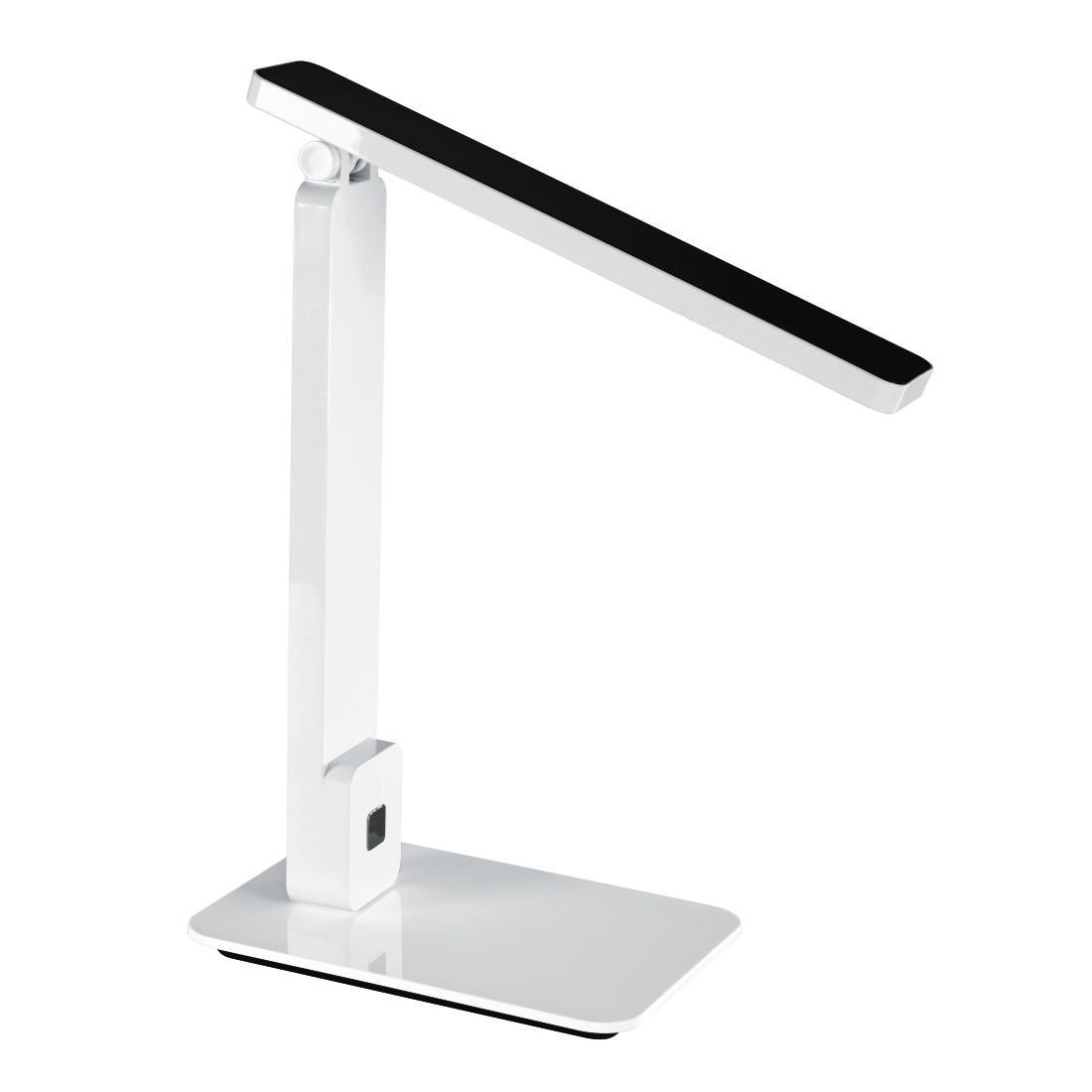 "Настолна лампа  HAMA ""SL40"" 112295, Димер, Бял/Черен"
