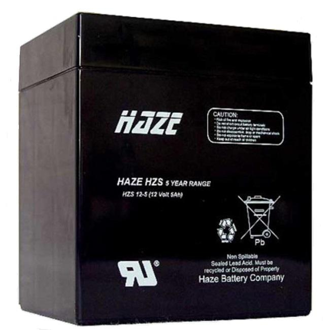 Оловна Батерия HAZE RITAR (RA12-5) 12V / 5Ah - 90 / 70 / 101mm AGM