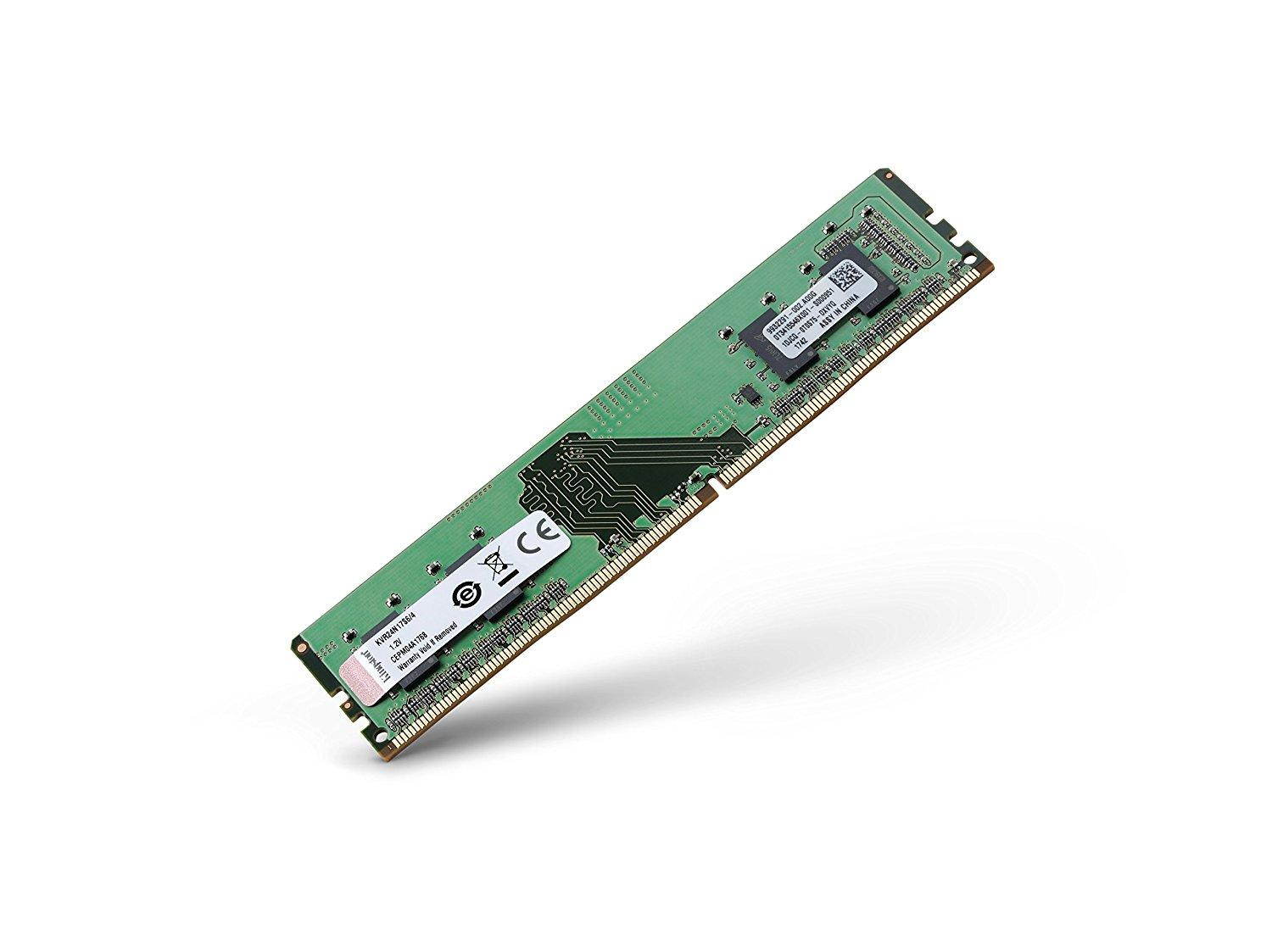 Памет Kingston 4GB DDR4 PC4-19200 2400MHz CL17 KVR24N17S6/4