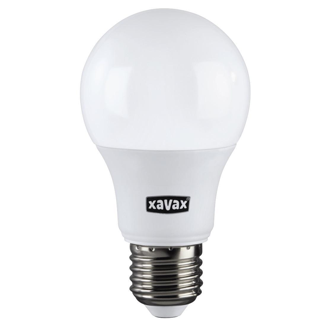 LED крушка XAVAX 112532, 806 lm, E27, 2700K, димираща, bulb