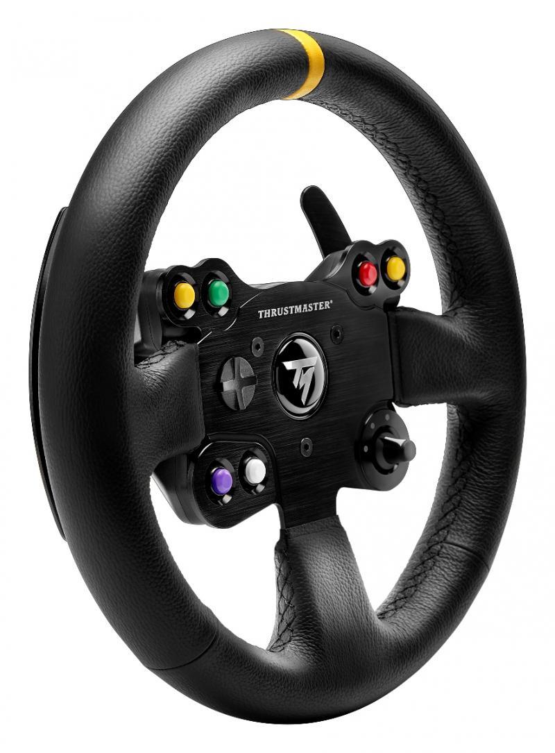 Волан THRUSTMASTER, TM Leather 28 GT Wheel Add-On, за PC / PS3 / Xbox One / PS4