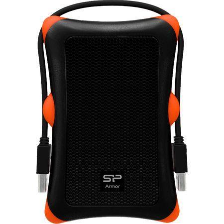 """Удароустойчивa кутийка за 2.5"""" диск Silicon Power Armor A30 USB 3.1"""