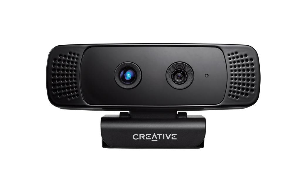 Уеб камера с микрофон CREATIVE Senz3D, USB2.0
