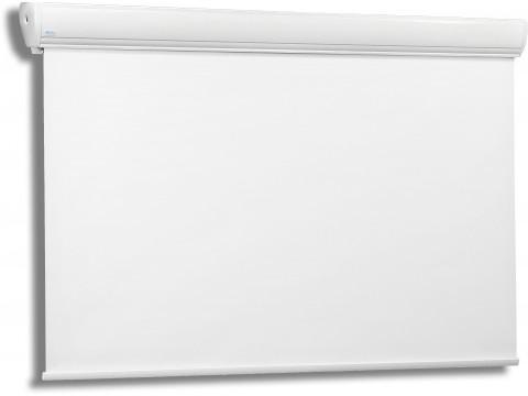 Електрически екран AVERS STRATUS 2 30-23 MW, 300 x 225, 16:9, 4:3, Бял мат