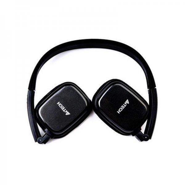 Слушалки A4TECH RH-200 безжични, Черен