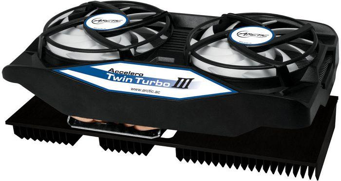 Охладител за видеокарти  ARCTIC Accelero Twin Turbo III GPU