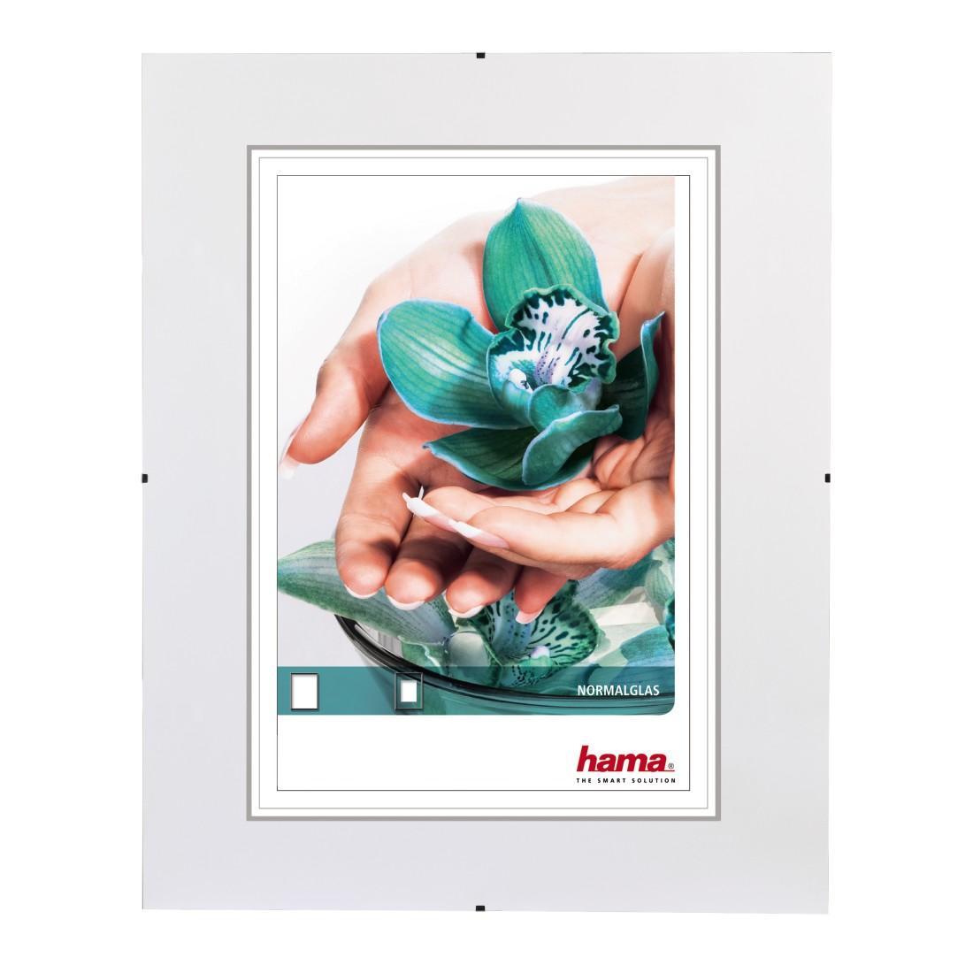 Рамка за снимки ClipFix със стъкло, 40 х 60 см