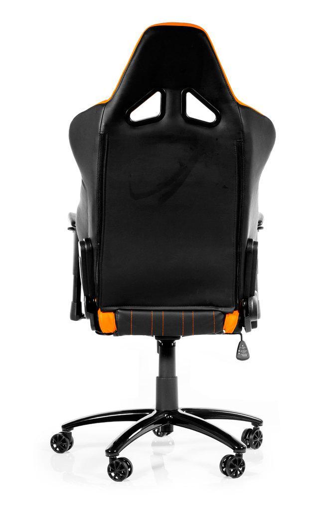 Геймърски стол AKRACING Player , черно оранжево