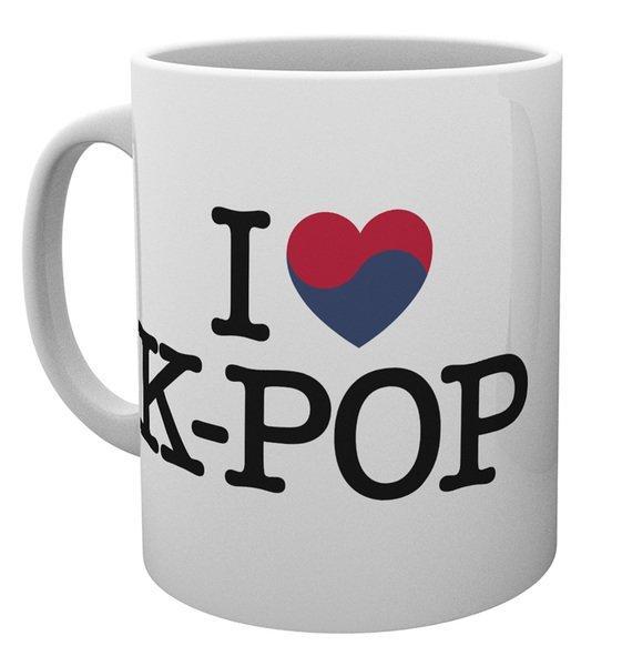 Чаша GBEye K-POP - Heart K-Pop
