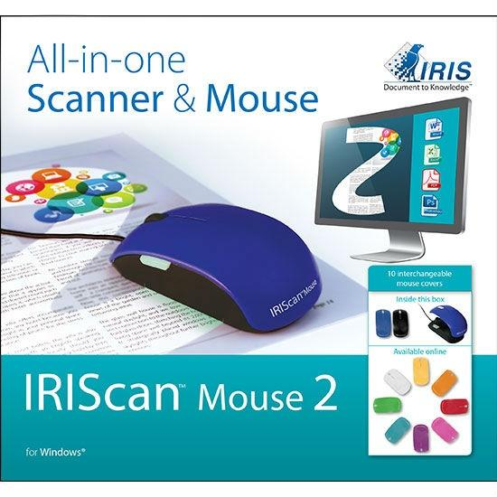 Мишка + Скенер iris IRIScan Mouse All in one, A3, USB2.0