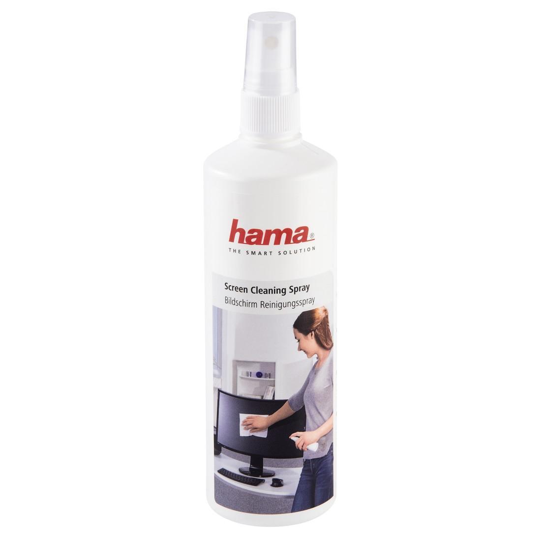 Почистващ спрей HAMA за TFT/LCD/PDA, 250 мл