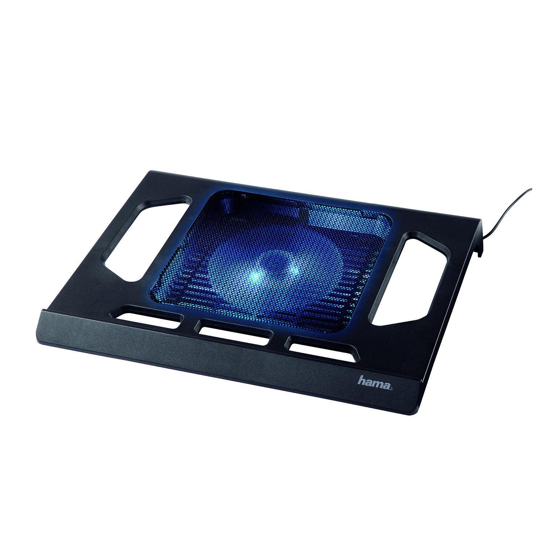 "Охладител за лаптоп HAMA ""Black Edition"" 53070"
